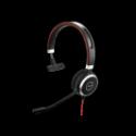 Jabra EVOLVE 40 UC Mono USB. certifié Microsoft