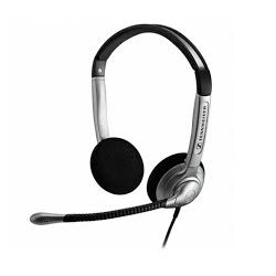 SH350 iP Micro casque duo large bande