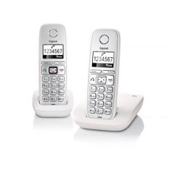 Gigaset E310 DUO Blanc