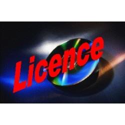 Licence 2 voies réseau 8000