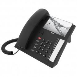 tiptel 1010 Téléphone analogique, 12 touches avec diodes