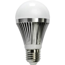 Ampoule led E27 B60 7W blanc chaud